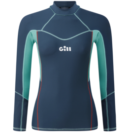 GILL GILL PRO LONG SLEEVE RASH GUARD (WOMEN'S) *CLEARANCE*