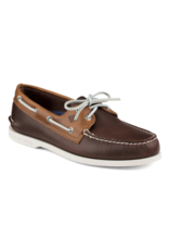 SPERRY SPERRY AUTHENTIC ORIGINAL SARAPE TAN/BROWN BOAT SHOE (MEN'S) *CLEARANCE*