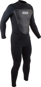 GUL GUL RESPONSE 5/3MM BLINDSTITCH STEAMER WETSUIT (MEN'S)