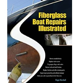 FIBERGLASS BOAT REPAIR ILLUSTRATED *CLEARANCE*