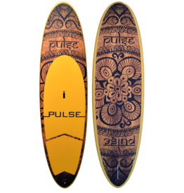 PULSE PULSE REC-TECH 11' STANDUP PADDLEBOARD ONLY (HENNA)