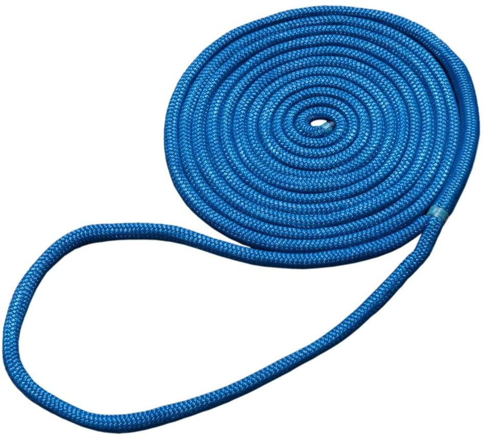 "VICTORY DOCKLINE 1/2"" X 30' ROYAL BLUE"