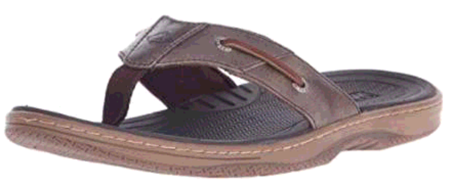 SPERRY SPERRY BAITFISH THONG BROWN (MEN'S) *CLEARANCE*
