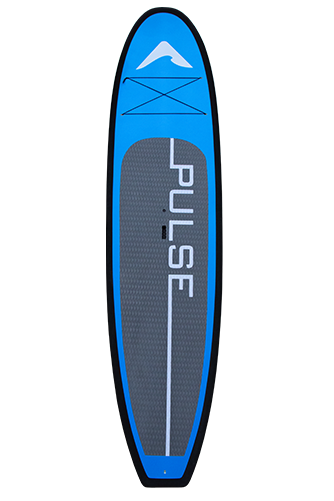 "PULSE Pulse 11'6"" Weekender Paddleboard Package w/SUP Guard Paddle & Leash"