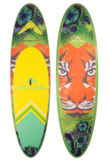 """PULSE PULSE REC-TECH 11"""" STANDUP PADDLEBOARD ONLY (WILD THANG) 2018"""