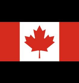 """FLAG CANADA 54"""" X 27"""""""