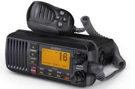 UNIDEN UNIDEN 25 Watt Fixed Mount Marine Radio with DSC (Black)
