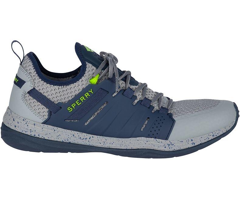 SPERRY Sperry H20 Mainstay Sneaker - Seattle Grey (Men's)