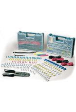 ANCOR ANCOR ELECTRICAL CONNECTOR KIT W/ CRIMP TOOL (230PC)