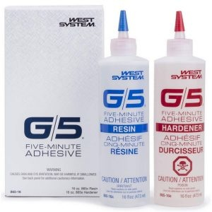 WEST SYSTEM WEST SYSTEM G/5 TWO PART EPOXY (5 MINUTE)