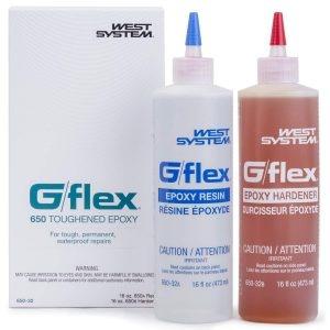 WEST SYSTEM WEST SYSTEM 650 G/FLEX EPOXY