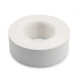 "RUBBAWELD RIGGERS TAPE 1"" X 30FT WHITE"