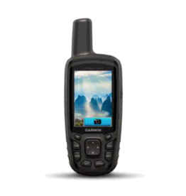 GARMIN GARMIN GPSmap 64sc HANDHELD GPS W/ DIGITAL CAMERA