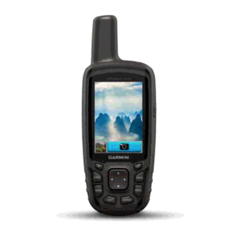 GARMIN GARMIN GPSmap 64sc HANDHELD GPS W/ DIGITAL CAMERA