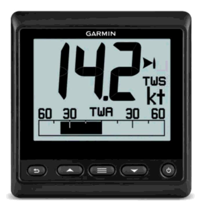 "GARMIN GARMIN GNX 20 MARINE INSTRUMENT 4"" LCD"
