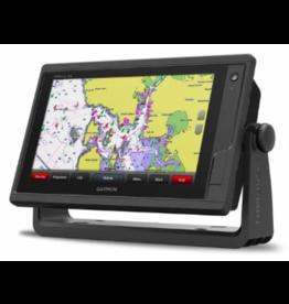 "GARMIN GARMIN GPSmap 9"" CHARTPLOTTER / SONAR COMBO TOUCHSCREEN 942XS W/ BLUECHART G2 MAP"