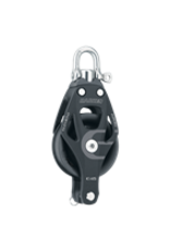 HARKEN 45MM HARKEN ALUMINUM ELEMENT BLOCK - SWIVEL- BECKET H6231