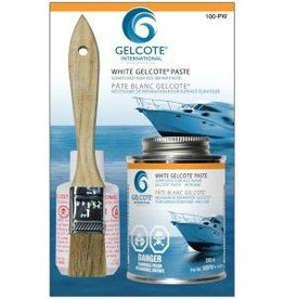 GELCOTE GELCOTE PASTE KIT(GEL COAT) 250 ML, WHITE