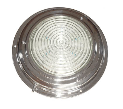 "AAA LED DOME LIGHT 5"" WARM WHITE"