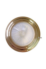 "AAA TITANIUM XENON DOME LIGHT 5"" WHITE"