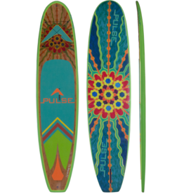 """PULSE PULSE TRADITIONAL 11""""4"""" STANDUP PADDLEBOARD PACKAGE (DA BOMB) 2018"""