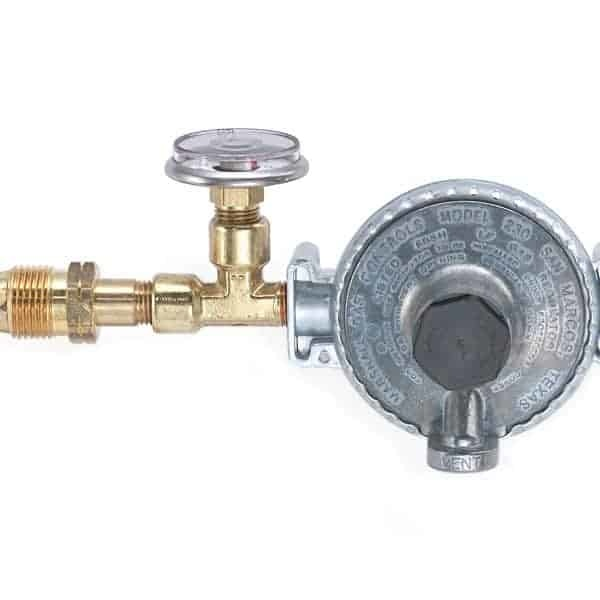 TRIDENT TRIDENT LPG REGULATOR W/ GAUGE