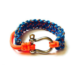 GLOMA GLOMA SPORT NAUTICAL BLUE/ORANGE 18-23CM