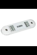 AQUA SIGNAL AQUASIGNAL LED COMPACT DECK / SPREADER LIGHT 10W BERGEN WHITE