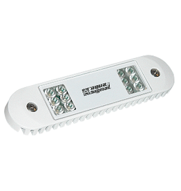 AQUA SIGNAL AQUASIGNAL LED COMPACT DECK / SPREADER LIGHT 10W BERGEN WHITE