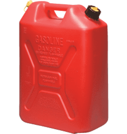 SCEPTER SCEPTER GAS JERRY CAN 20L