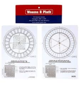 WEEMS' & PLATH WEEMS & PLATH COURSE & LEG IDENTIFIER (FOR COAST GUARD)