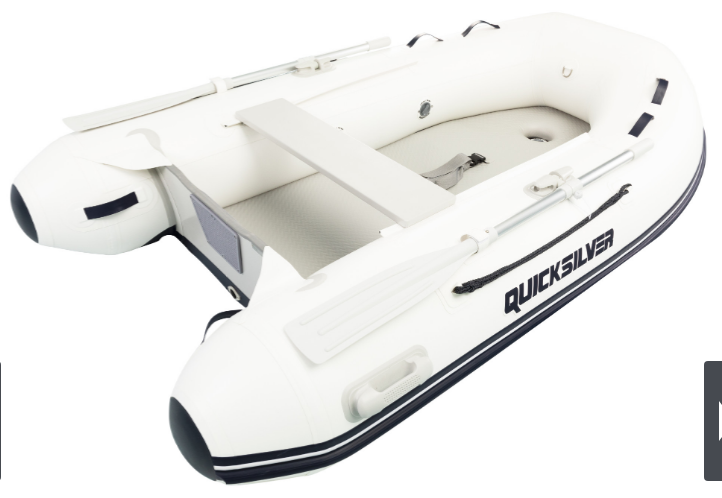 300 AIRDECK INFLATABLE W/ KEEL