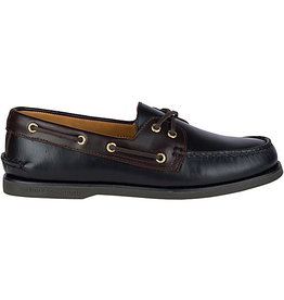 SPERRY SPERRY GOLD CUP GAMEFISH 3-EYE BROWN BOAT SHOE (MEN'S)