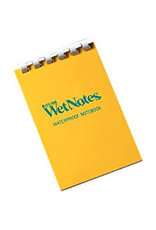"""RITCHIE WETNOTES SMALL (3"""" X 5"""")"""