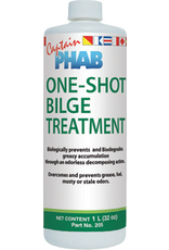 CAPTAIN PHAB CAPTAIN PHAB BILGE ONE SHOT TREATMENT 1L CP205
