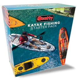 SCOTTY SCOTTY KAYAK FISHING STARTER PACK