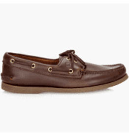 SPERRY SPERRY AUTHENTIC ORIGINAL AMARETTO BOAT SHOE (MEN'S)