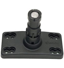 SCOTTY SCOTTY Swivel Fishfinder Post Bracket