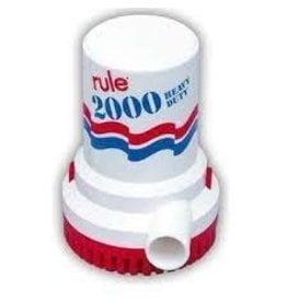 RULE RULEMATE AUTOMATIC BILGE PUMP 2000GPH RM2000