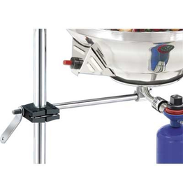 """MAGMA MAGMA KETTLE BBQ MOUNT FOR 1 1/2"""" ROUND RAILS"""