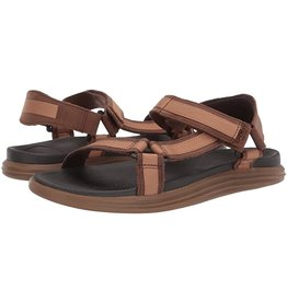 SPERRY Sperry Regatta 2-Strap Sandal  - Brown/Tan (Men's)
