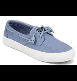 SPERRY Sperry Crest Boat Shoe Grey (WOMEN'S)