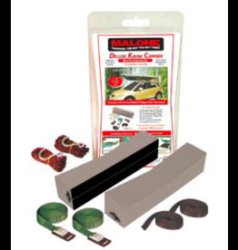 PULSE PULSE FOAM KAYAK BLOCK KIT FOR CAR ROOF WITH BAG (2PK)