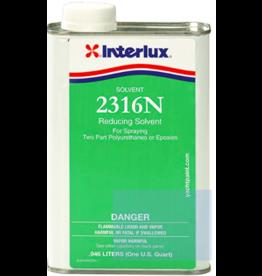 INTERLUX INTERLUX 2316N SPRAY SOLVENT (QUART)