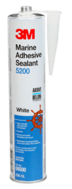 3M 3M 5200 SEALANT WHITE CARTRIDGE 10OZ