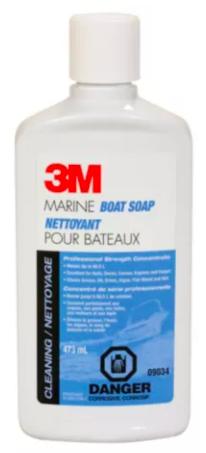 3M 3M™ Marine Boat Soap