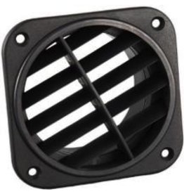 CALAER CALAER ROTATING AIR OUTLET FOR 90MM HOSE