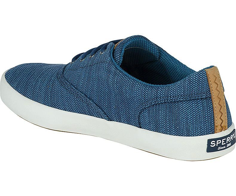 SPERRY SPERRY WAHOO CVO BAJA BLUE BOAT SHOE (MEN'S)