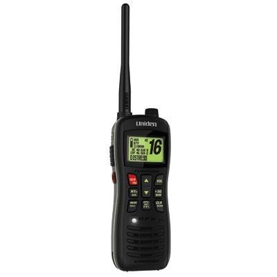 UNIDEN UNIDEN HANDHELD VHF W/ GPS & DSC (REMOTE INC) MHS235