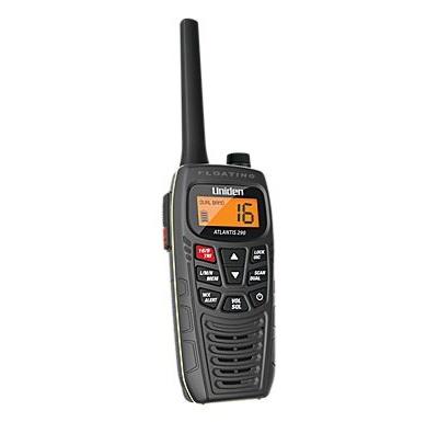 UNIDEN UNIDEN ATLANTIS 290 HANDHELD VHF W/ WALKIE TALKIE FUNCTION